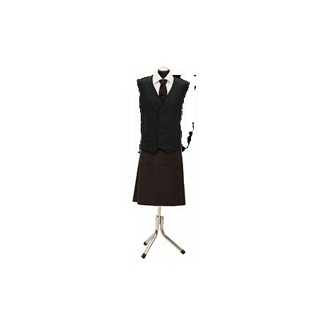 Kamizelka kelnerska – czarna