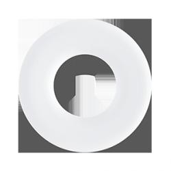 Rosenthal Epoque - Półmisek owalny pierścień – 41 cm