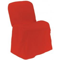 Pokrowiec na krzesło ISO – czerwony