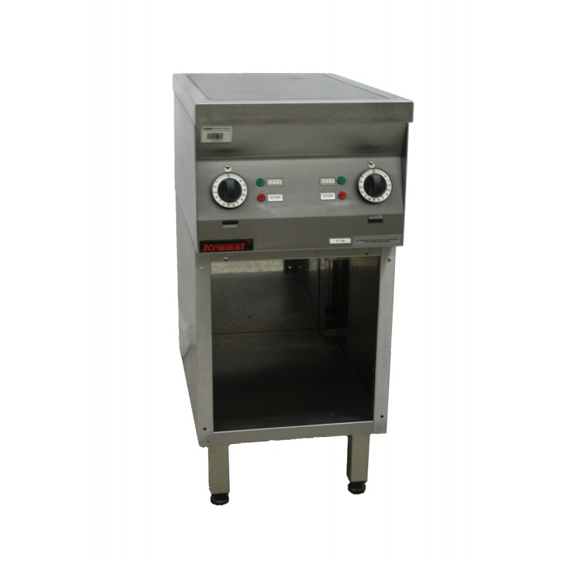 Kuchnia Indukcyjna 2 Palnikowa 7kw 400v Gastro Magic Service