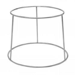 Stojak okrągły na miski (śr. 25 cm wys. 18 cm)