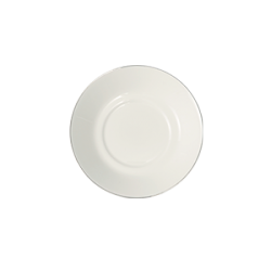 Dibbern Platin Line - Spodek do filiżanki 15,5 cm