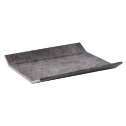 Taca GN 1/2 imitacja betonu 26,5 x 32,5 x 3 cm