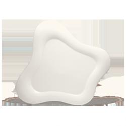 Ambition Simple - Talerz Kleks – 39x35 cm