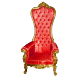 Fotel MIKOŁAJA Red