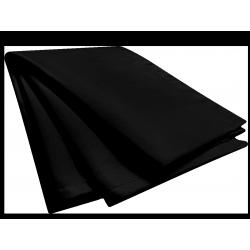 Serwetka bankietowa – czarna
