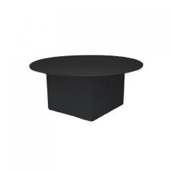 Nakładka elastyczna na stół okrągły 180 cm A+B - czarna