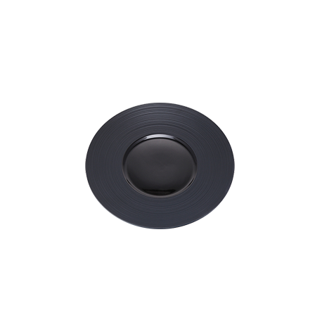 Black Plate - Talerz płaski - 31 cm