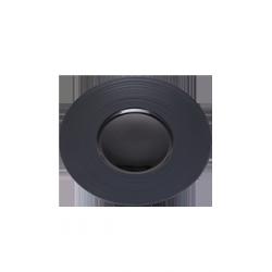 Black Plate - Talerz płaski - 26 cm