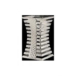 Zieher Sliver średni – 25x25x34 cm