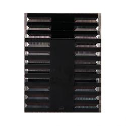 Zieher Black duży – 24x24x25,5 cm