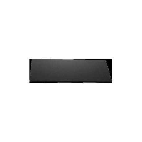 Płyta szklana Zieher GN – 32,5x53 cm – czarna