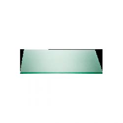 Płyta szklana Zieher kwadratowa – 40x40 cm – zielona