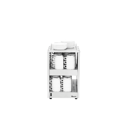 Podgrzewacz na filiżanki duży – do 72 filiżanek, 140W/230V