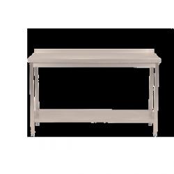 Stół roboczy przyścienny – 140x65x85 cm