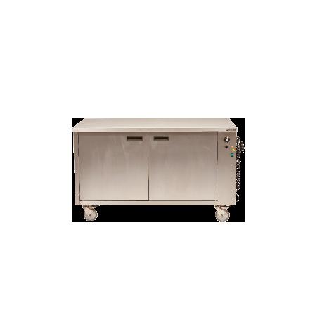 Szafa grzewcza (mobilna) – 18 x GN 1/1, 2,5kW/230V