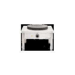 Taboret elektryczny – płyta grzewcza 40 cm – 58x58x38 cm, 5kW/400V