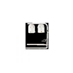 Lampa do podgrzewania potraw – 495x355x590 mm, 500W/230V
