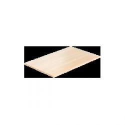 Półki do trolli GN 2/1 drewniane