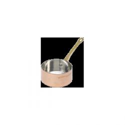 Garnki miedziane Pentole Agnelli - Rondelek degustacyjny – 7 x 3,5 cm