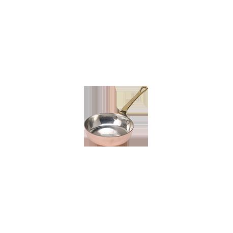 Garnki miedziane Pentole Agnelli - Patelnia degustacyjna – 10x2,7 cm