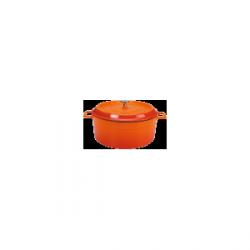 Garnki żeliwne Pentole Agnelli - Garnuszek degustacyjny – 10 x 6 cm