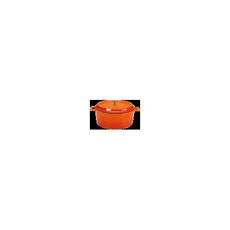 Garnki żeliwne Pentole Agnelli - Garnuszek degustacyjny – 10x6 cm