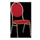 Krzesło VIP – czerwone