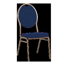 Krzesło VIP – niebieskie