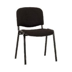 Krzesło ISO – czarne
