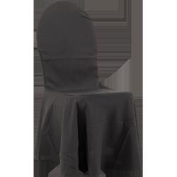 Pokrowiec na krzesło VIP – czarny