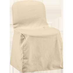 Pokrowiec na krzesło ISO – ecru