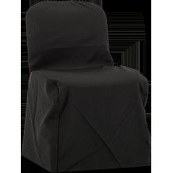 Pokrowiec na krzesło ISO – czarny