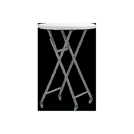 Stół koktajlowy plastikowy 80x110 cm