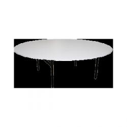 Stół okrągły 6 osobowy - 120 cm