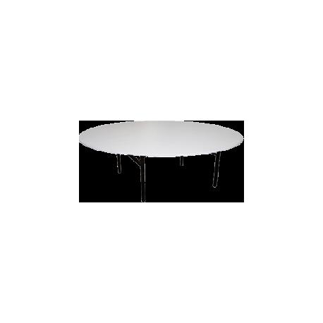 Stół okrągły 6-osobowy - 120 cm