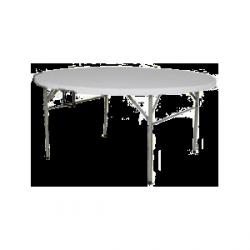 Stół okrągły plastikowy - 120 cm