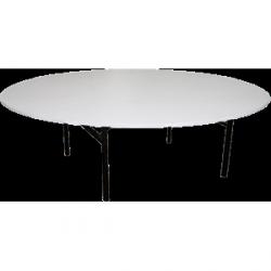 Stół okrągły 8-osobowy - 160 cm