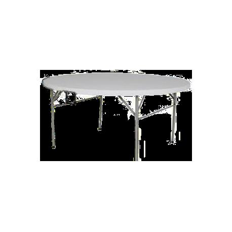 Stół okrągły 10-osobowy - 180 cm