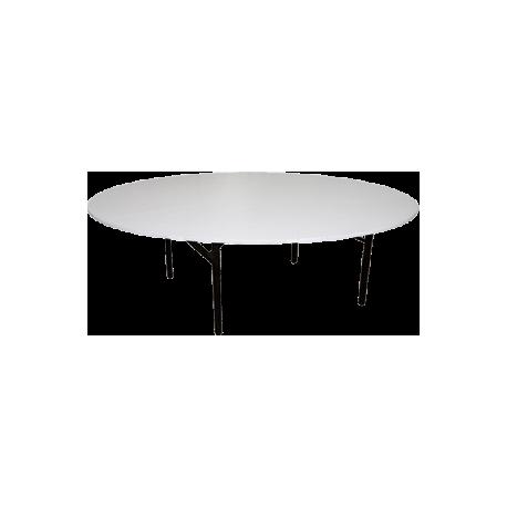 Stół okrągły 12-osobowy - 200 cm