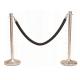 Kordon do grodzenia – sznur czarny, dł. sznura 150 cm