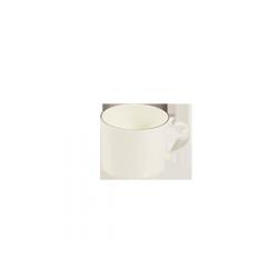 Dibbern Platin Line - Filiżanka espresso – 100 ml + Spodek do filiżanki espresso