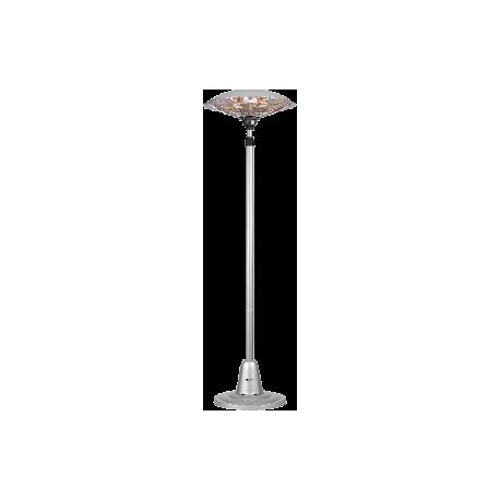 Parasol grzewczy elektryczny 194x210 cm, 2kW/230V