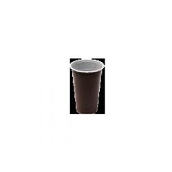 Kubek brązowy termo 0,2l – 100 szt.