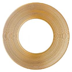 Manhattan - Talerz płaski Gold - 32 cm