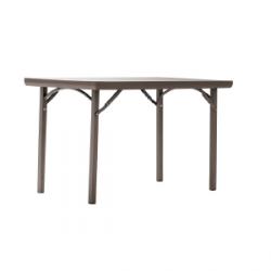 Stoły prostokątne - Stół prostokątny plastikowy 120 x 75 cm